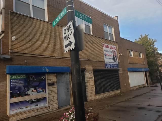 4520 W 63 Street, Chicago, IL 60629 (MLS #11248575) :: John Lyons Real Estate