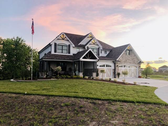 24228 S Bay To Bay Court, Manhattan, IL 60442 (MLS #11248587) :: NextHome Select Realty