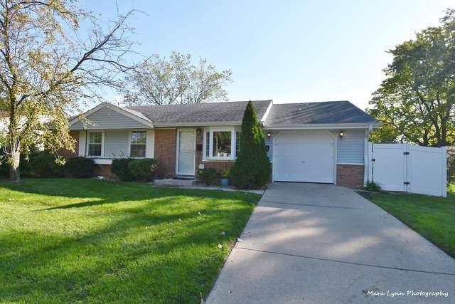 409 Holly Drive, Streamwood, IL 60107 (MLS #11248601) :: John Lyons Real Estate