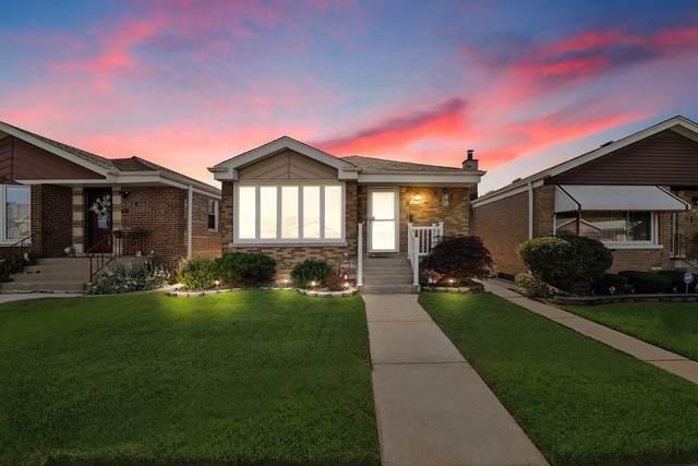 5132 S Newcastle Avenue S, Chicago, IL 60638 (MLS #11248603) :: John Lyons Real Estate