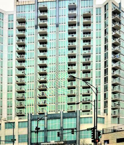 1600 S Indiana Avenue #508, Chicago, IL 60616 (MLS #11248611) :: Angela Walker Homes Real Estate Group