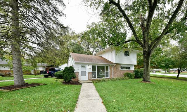 353 Suwanee Street, Park Forest, IL 60466 (MLS #11248626) :: John Lyons Real Estate