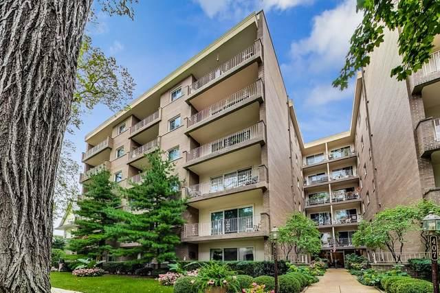 411 Ashland Avenue 5A, River Forest, IL 60305 (MLS #11248629) :: John Lyons Real Estate