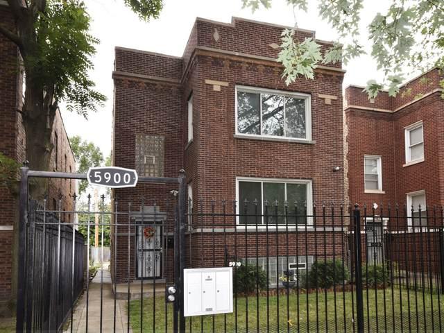 5900 W Cortland Street, Chicago, IL 60639 (MLS #11248641) :: Angela Walker Homes Real Estate Group