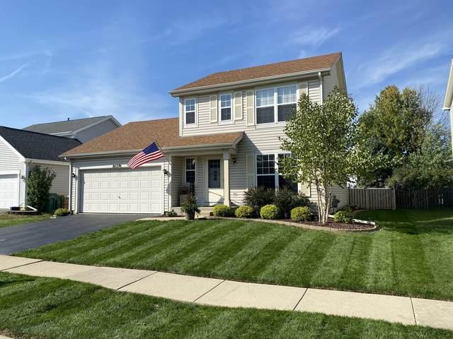 21150 W Covington Drive, Plainfield, IL 60544 (MLS #11248646) :: Schoon Family Group