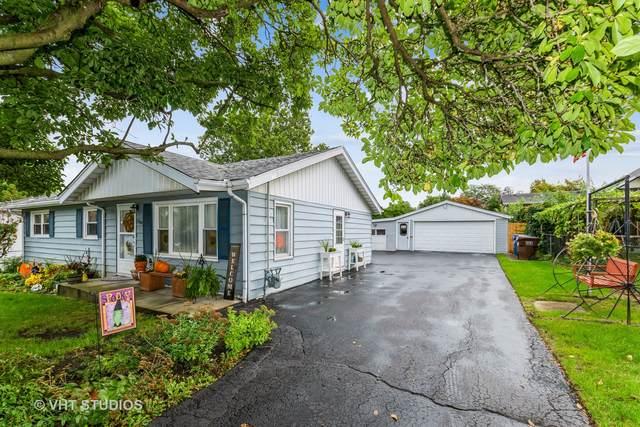 15641 Laramie Avenue, Oak Forest, IL 60452 (MLS #11248660) :: John Lyons Real Estate