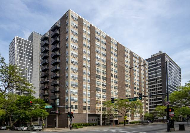 3033 N Sheridan Road #1202, Chicago, IL 60657 (MLS #11248679) :: Angela Walker Homes Real Estate Group