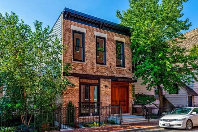 225 W Menomonee Street, Chicago, IL 60614 (MLS #11248686) :: Angela Walker Homes Real Estate Group