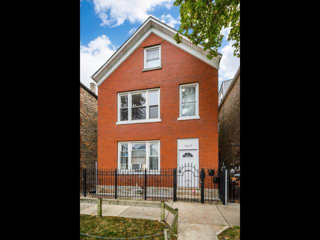 2617 W 24th Street, Chicago, IL 60608 (MLS #11248697) :: Angela Walker Homes Real Estate Group