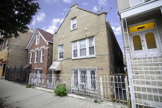 2137 S Albany Avenue, Chicago, IL 60623 (MLS #11248702) :: Littlefield Group
