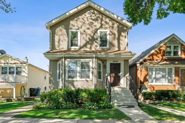 4822 N Natchez Avenue, Chicago, IL 60656 (MLS #11248750) :: The Wexler Group at Keller Williams Preferred Realty
