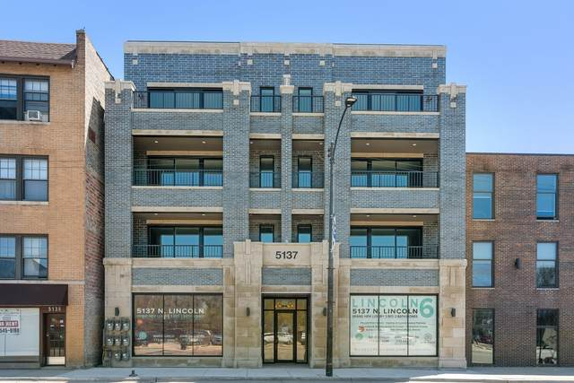 5137 N Lincoln Avenue 1S, Chicago, IL 60625 (MLS #11248760) :: Carolyn and Hillary Homes