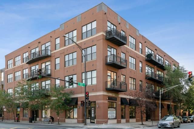 1 S Leavitt Street #301, Chicago, IL 60612 (MLS #11248769) :: Lux Home Chicago