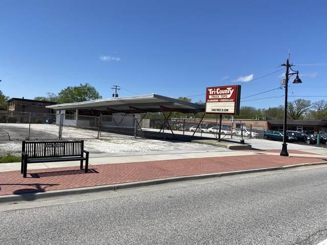 15360 Cicero Avenue, Oak Forest, IL 60452 (MLS #11248798) :: John Lyons Real Estate
