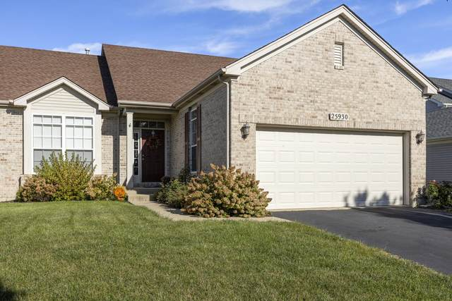 25930 W Sandy Knoll Drive, Channahon, IL 60410 (MLS #11248804) :: The Wexler Group at Keller Williams Preferred Realty