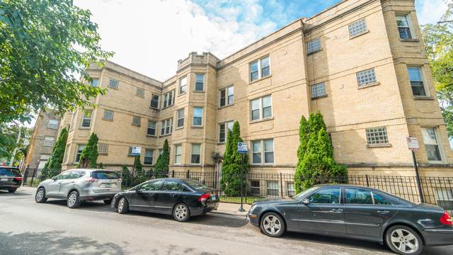 4856 N Sacramento Avenue #3, Chicago, IL 60625 (MLS #11248817) :: The Wexler Group at Keller Williams Preferred Realty