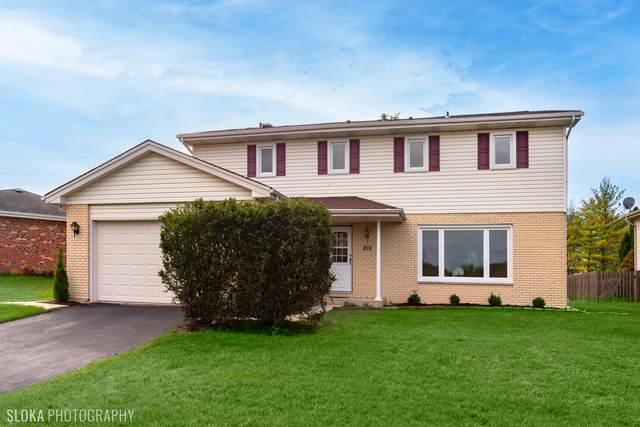 816 Apple Drive, Schaumburg, IL 60194 (MLS #11248820) :: Carolyn and Hillary Homes