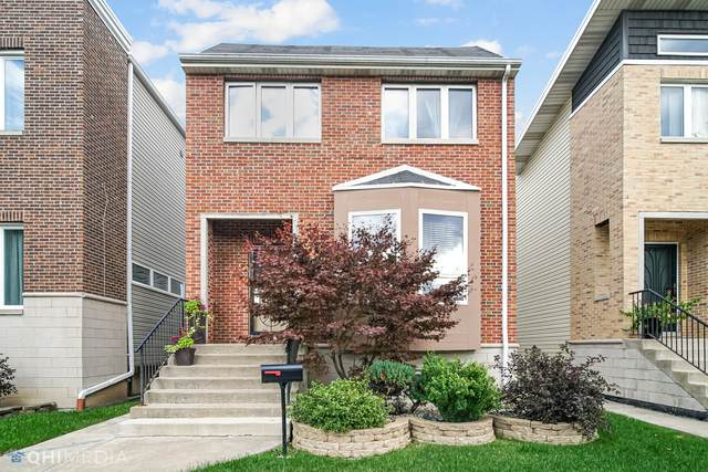 8615 S Parnell Avenue, Chicago, IL 60620 (MLS #11248826) :: John Lyons Real Estate