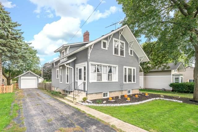 230 N Cedar Street, Waterman, IL 60556 (MLS #11248828) :: The Wexler Group at Keller Williams Preferred Realty