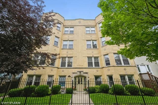 3404 W Mclean Avenue #1, Chicago, IL 60647 (MLS #11248832) :: Touchstone Group