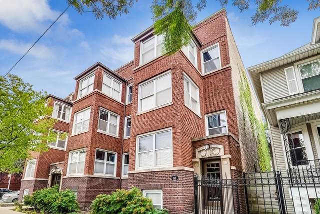 3139 W Wilson Avenue #1, Chicago, IL 60625 (MLS #11248839) :: The Wexler Group at Keller Williams Preferred Realty