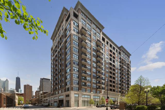 849 N Franklin Street #1002, Chicago, IL 60610 (MLS #11248864) :: Lux Home Chicago