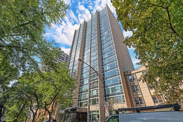 2728 N Hampden Court #510, Chicago, IL 60614 (MLS #11248876) :: Lux Home Chicago
