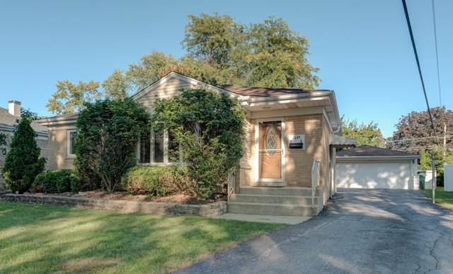 1645 Highridge Parkway, Westchester, IL 60154 (MLS #11248877) :: Ryan Dallas Real Estate