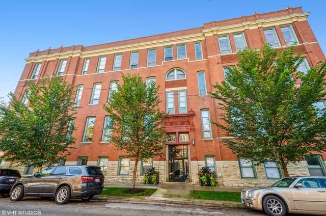 1445 W Belden Avenue 1E, Chicago, IL 60614 (MLS #11248913) :: Lux Home Chicago