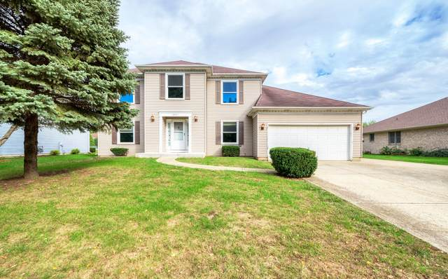 16011 S Dan Oconnell Drive, Plainfield, IL 60586 (MLS #11248920) :: Schoon Family Group