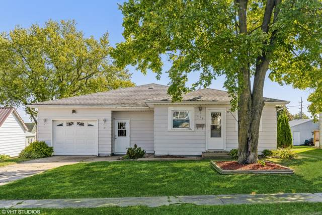 315 S Ward Street, Stockton, IL 61085 (MLS #11248953) :: The Wexler Group at Keller Williams Preferred Realty