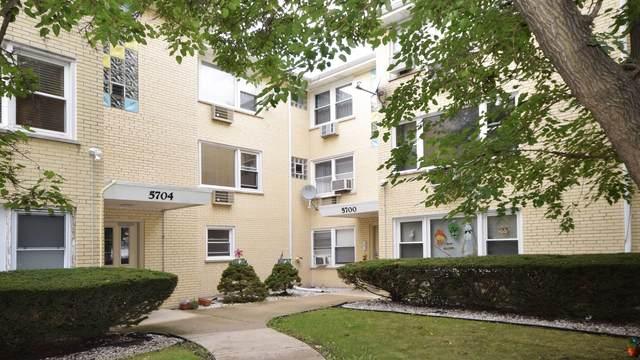 5704 W Montrose Avenue 2A, Chicago, IL 60634 (MLS #11248969) :: John Lyons Real Estate