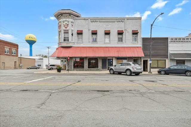 202 & 206 N Market Street, Paxton, IL 60957 (MLS #11248971) :: John Lyons Real Estate