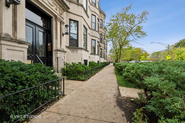 1359 E 57th Street #2, Chicago, IL 60637 (MLS #11249000) :: Littlefield Group