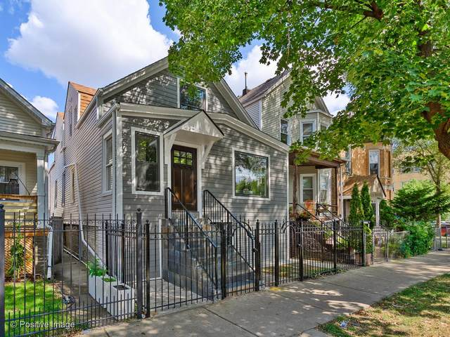 3506 W Mclean Avenue, Chicago, IL 60647 (MLS #11249035) :: Touchstone Group