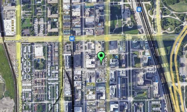 1250 S Michigan Avenue P-253, Chicago, IL 60605 (MLS #11249052) :: Touchstone Group