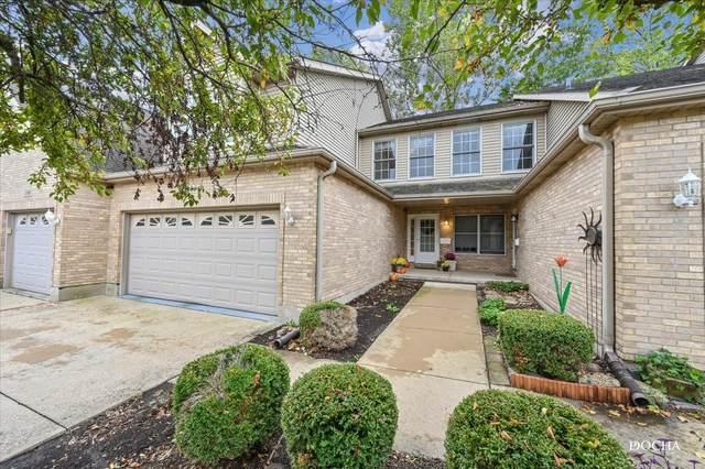 144 S Mclaren Drive #144, Sycamore, IL 60178 (MLS #11249056) :: John Lyons Real Estate