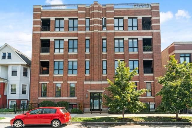 2663 N Ashland Avenue 3S, Chicago, IL 60614 (MLS #11249062) :: Lux Home Chicago