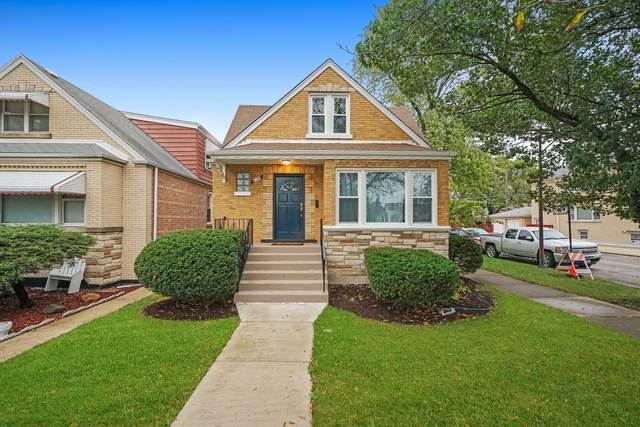 4100 W 59th Street, Chicago, IL 60629 (MLS #11249083) :: John Lyons Real Estate