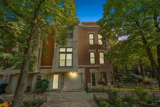 1713 N Bissell Street, Chicago, IL 60614 (MLS #11249086) :: Lux Home Chicago