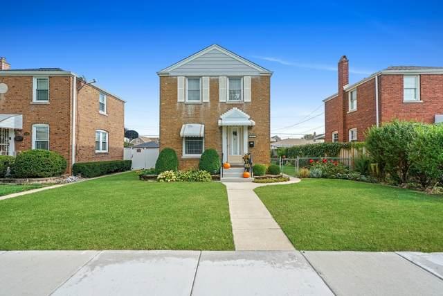 5737 S Tripp Avenue, Chicago, IL 60629 (MLS #11249091) :: John Lyons Real Estate