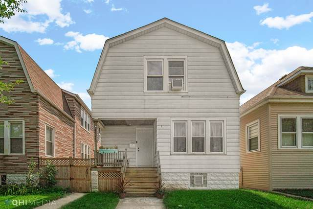5725 W Giddings Street, Chicago, IL 60630 (MLS #11249092) :: John Lyons Real Estate
