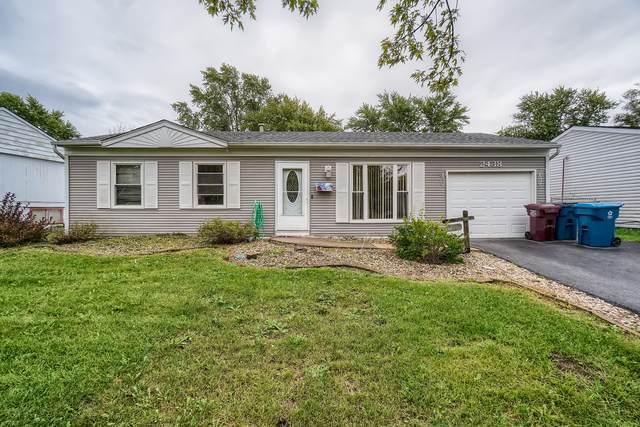 2438 Apache Avenue, Sauk Village, IL 60411 (MLS #11249106) :: John Lyons Real Estate