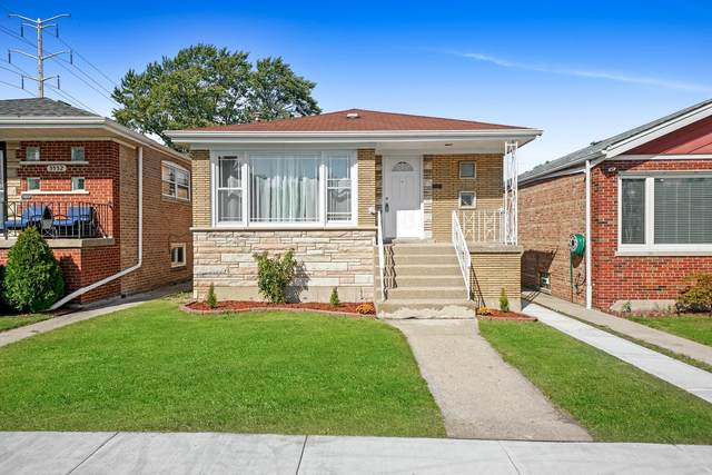 3550 W 83rd Place, Chicago, IL 60652 (MLS #11249144) :: John Lyons Real Estate