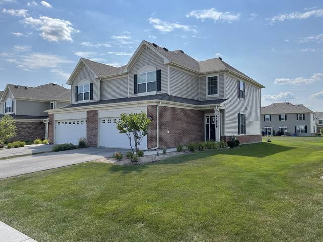 24818 S Mccormick Way, Manhattan, IL 60442 (MLS #11249145) :: The Wexler Group at Keller Williams Preferred Realty