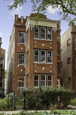 4527 N Central Park Avenue #1, Chicago, IL 60625 (MLS #11249157) :: The Wexler Group at Keller Williams Preferred Realty