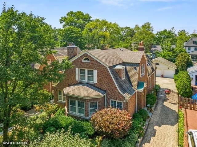 120 Wisner Street, Park Ridge, IL 60068 (MLS #11249179) :: John Lyons Real Estate