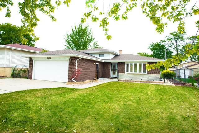 8137 S Oketo Avenue, Bridgeview, IL 60455 (MLS #11249180) :: John Lyons Real Estate