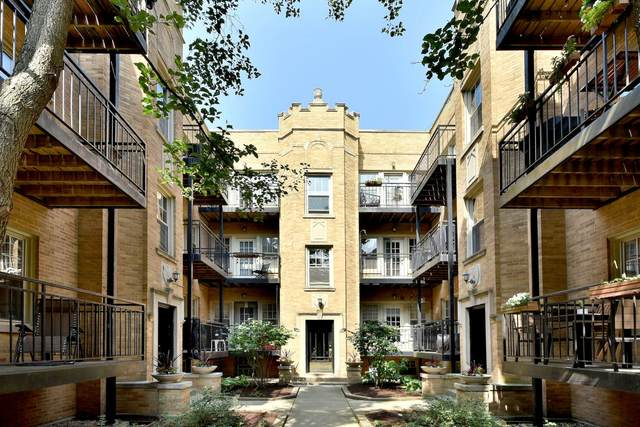 2239H N Lincoln Avenue G-1, Chicago, IL 60614 (MLS #11249203) :: Lux Home Chicago