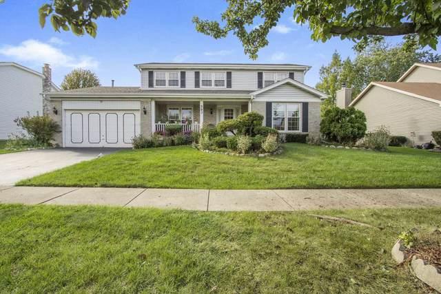 583 Adam Lane, Carol Stream, IL 60188 (MLS #11249214) :: Carolyn and Hillary Homes